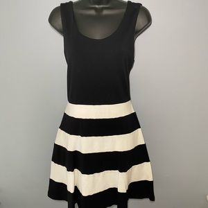Dress - Black and White from Express